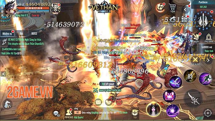 Game thần thoại phương Tây - Vệ Thần Mobile định ngày ra mắt 0