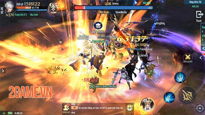 Game thần thoại phương Tây - Vệ Thần Mobile định ngày ra mắt 2
