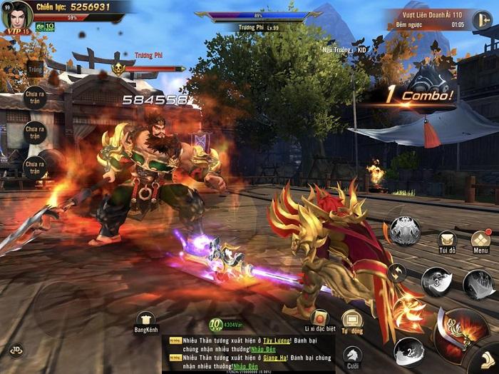 Chiến Thần 3D Funtap mang tham vọng thay đổi cái nhìn về dòng game MMORPG 0