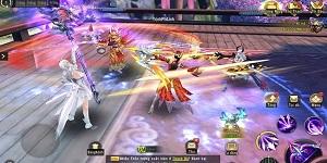 Chiến Thần 3D Funtap mang tham vọng thay đổi cái nhìn về dòng game MMORPG
