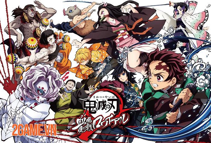 Demon Slayer: Kimetsu no Yaiba sẽ trình làng phiên bản mobile trong năm nay 1