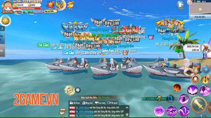 Game Pháp Thuật 3D tự tin chinh phục người chơi bằng những chiến lược khác biệt 3