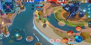 Game MOBA chỉ tập trung combat Shining Arena hỗ trợ tiếng Việt khi ra mắt toàn cầu
