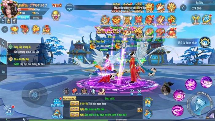 Tặng 666 giftcode game Âm Dương Kiếm Mobile 3