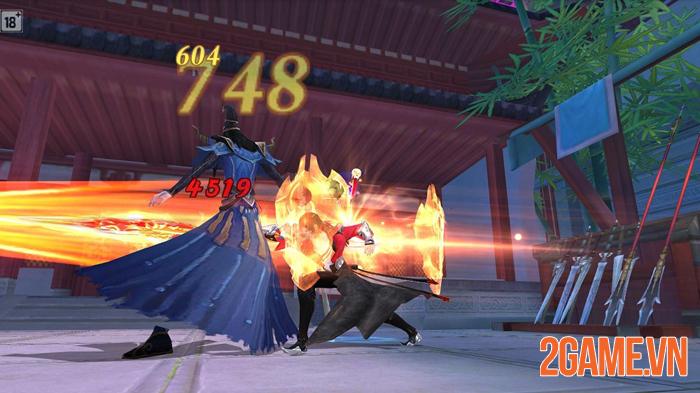 NPH Funtap đã Việt hóa xong game Ngạo Kiếm 3D Mobile 1
