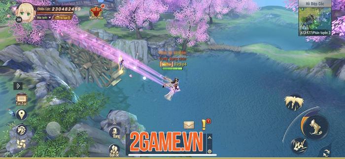 NPH Funtap đã Việt hóa xong game Ngạo Kiếm 3D Mobile 2
