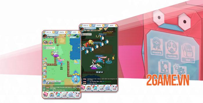 Poke Tối Thượng là game nhập vai giải cứu Pokemon độc nhất tại Việt Nam 6