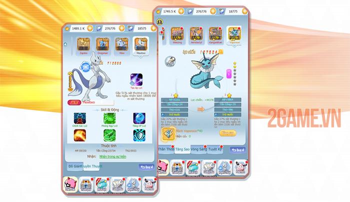 Poke Tối Thượng là game nhập vai giải cứu Pokemon độc nhất tại Việt Nam 4