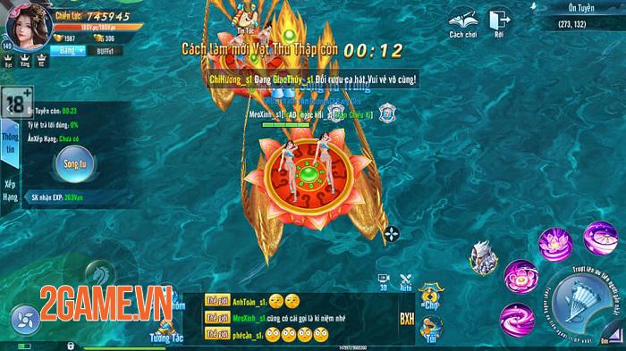 Nhất định phải chơi Âm Dương Kiếm Mobile nếu bạn là tín đồ game Tiên Hiệp Tu Tiên! 4