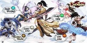 Chiến Thần 3D Mobile khai phá hết nét đặc sắc PK tự do của dòng MMORPG