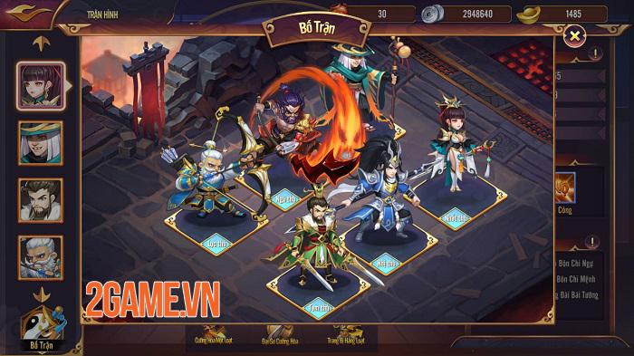 Game Thiên Long Tam Quốc trao cơ hội để game thủ làm chủ toàn bộ tướng 3Q 1