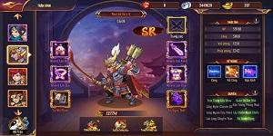 Game Thiên Long Tam Quốc trao cơ hội để game thủ làm chủ toàn bộ tướng 3Q