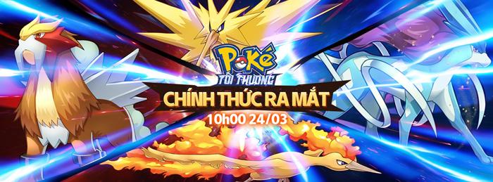 Poke Tối Thượng định ngày ra mắt tại Việt Nam 1