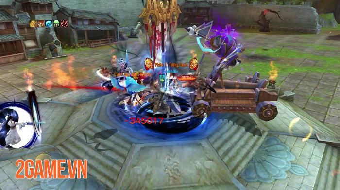 Chinh Chiến Thiên Hạ của Tân Thiên Long Mobile VNG giúp bạn tìm lại cảm giác Công Thành Chiến rực lửa 4