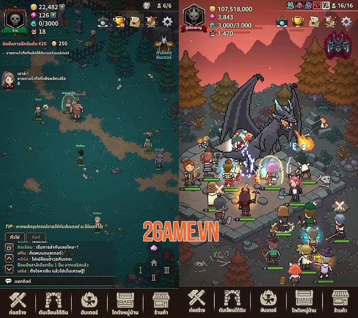 Evil Hunter Tycoon - Trò chơi sinh tồn tuyệt vọng của những người còn sống sót 0