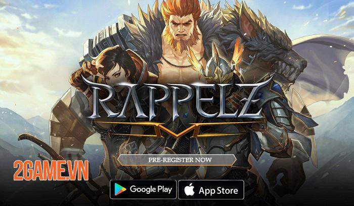 Game nhập vai chặt chém Rappelz M hẹn ngày ra mắt chính thức vào cuối tháng 3 0