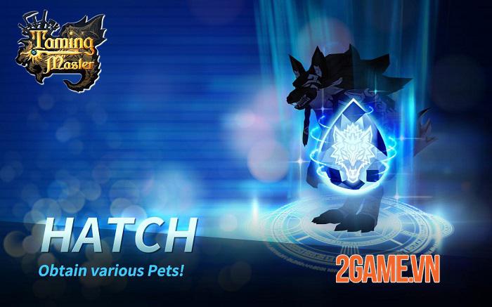 Taming Master - Game nhập vai đi bắt thú cưng thay vì làm nhiệm vụ 0