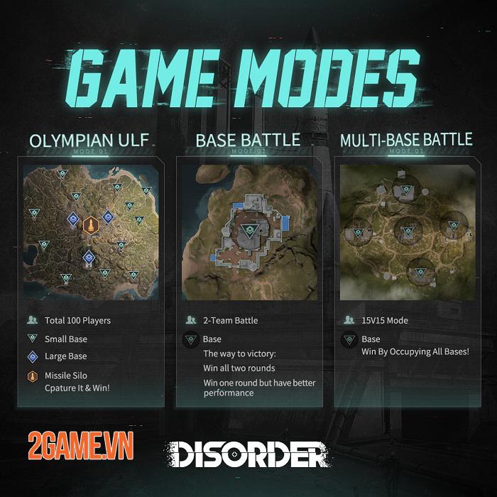 Trì hoãn ra mắt bản mobile nhưng Disorder bất ngờ mở test bản PC khu vực SEA 2