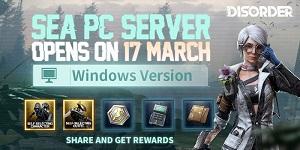 Trì hoãn ra mắt bản mobile nhưng Disorder bất ngờ mở test bản PC khu vực SEA