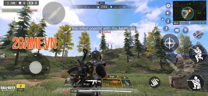 Call of Duty: Mobile VN đúng chất bom tấn, đến quà đăng kí trước cũng cực khủng 0