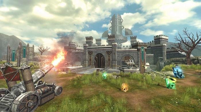 Công Thành Chiến – Tính năng mà mọi game thủ AxE: Alliance X Empire mong chờ chính thức ra mắt ngày 25/3 2