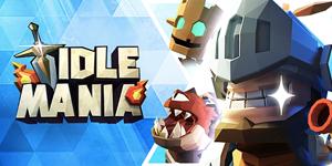 Idle Mania – Game nhập vai 3D poly idle đầu tiên trên mobile
