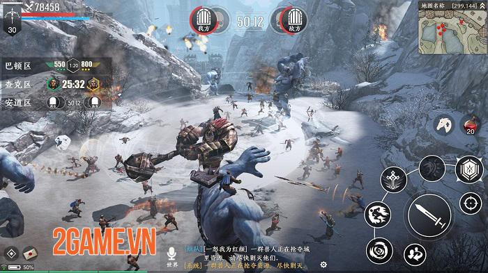 LoV: League of Valhalla - Game nhập vai thần thoại Bắc Âu có đồ họa 3D đẹp mắt 1