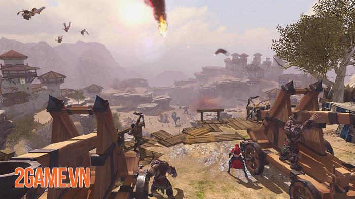 LoV: League of Valhalla - Game nhập vai thần thoại Bắc Âu có đồ họa 3D đẹp mắt 0