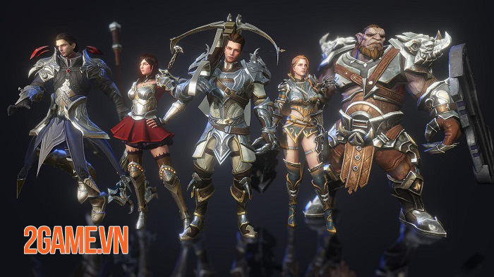 LoV: League of Valhalla - Game nhập vai thần thoại Bắc Âu có đồ họa 3D đẹp mắt 3