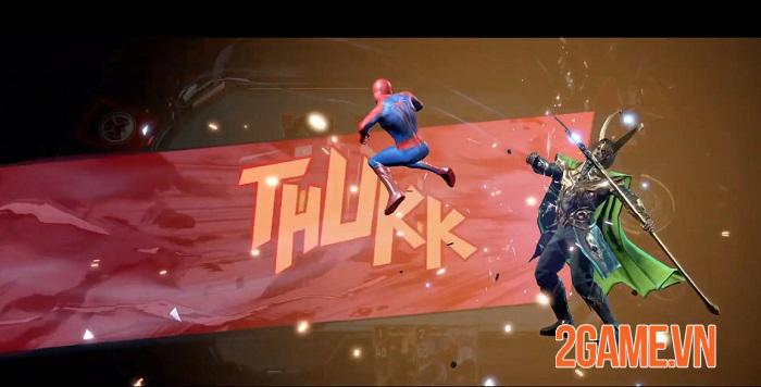 Marvel Duel lộ diện những hình ảnh đầu tiên với hiệu ứng đẹp mắt 3