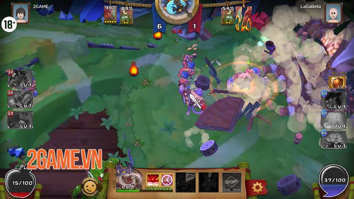 VTC Game ra mắt trang chủ game MINImax Tinyverse Mobile 2