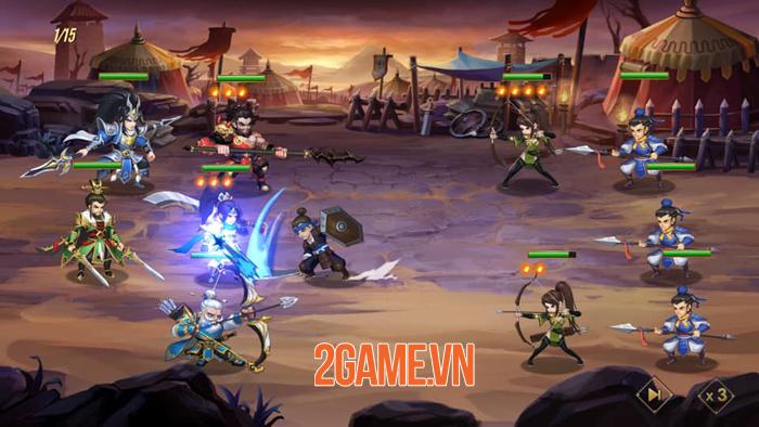 Top 10 game online lấy chủ đề Tam Quốc đa dạng lối chơi cho bạn lựa chọn 4