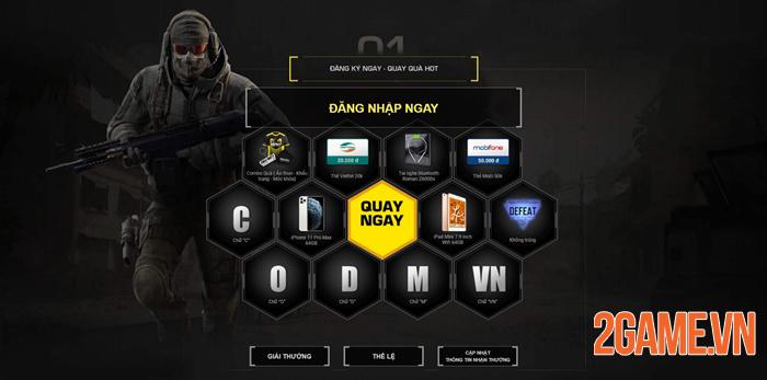 Call of Duty: Mobile VN đúng chất bom tấn, đến quà đăng kí trước cũng cực khủng 1
