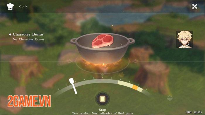 Hóa ra trong Genshin Impact việc nấu ăn lại quan trọng như thế! 4