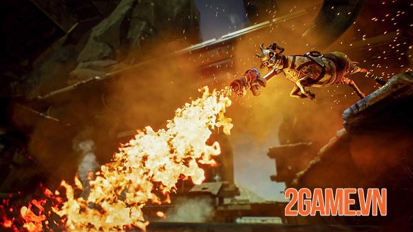 Goat of Duty - Game bắn súng góc nhìn thứ nhất cực kỳ độc đáo 2
