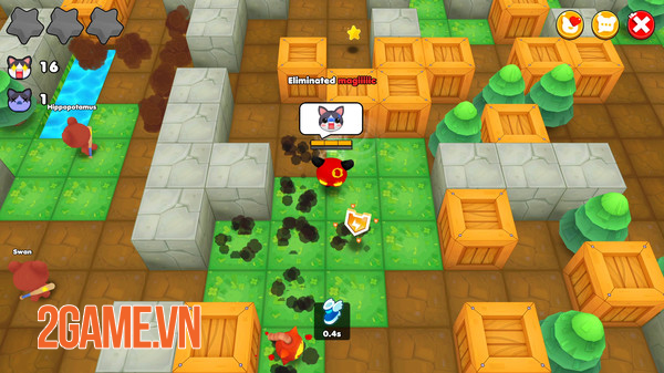 Bombergrounds - Game đặt bom phong cách Battle Royale có đồ họa đáng yêu 0