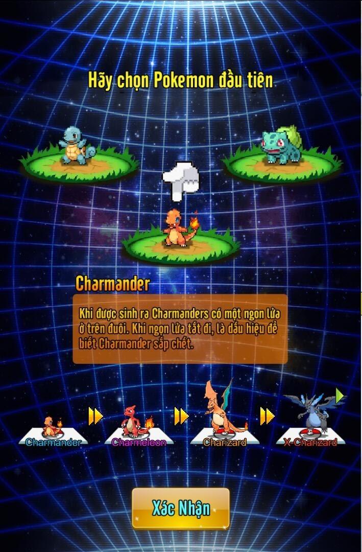 Poke Adventure H5: Hành trình chinh phục thế giới Pokemon bắt đầu! 0
