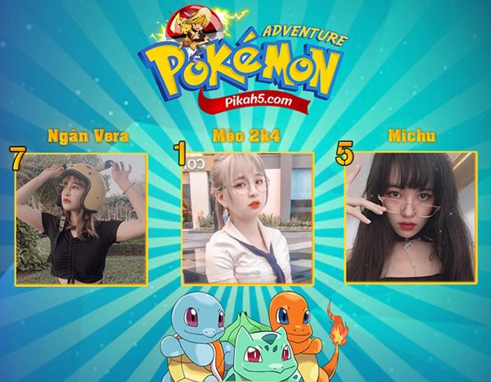Poke Adventure H5: Hành trình chinh phục thế giới Pokemon bắt đầu! 5