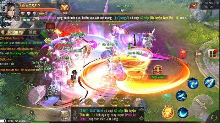 Game Giang Hồ Chi Mộng cán mốc 100 server chỉ sau hơn 1 tháng ra mắt 1