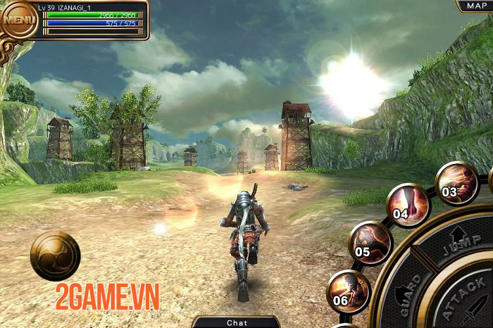 IZANAGI Online - MMORPG chuẩn cày cuốc của Nhật có ngôn ngữ tiếng Việt 0