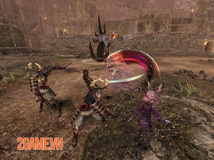 IZANAGI Online - MMORPG chuẩn cày cuốc của Nhật có ngôn ngữ tiếng Việt 1