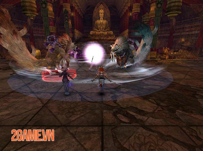 IZANAGI Online - MMORPG chuẩn cày cuốc của Nhật có ngôn ngữ tiếng Việt 2