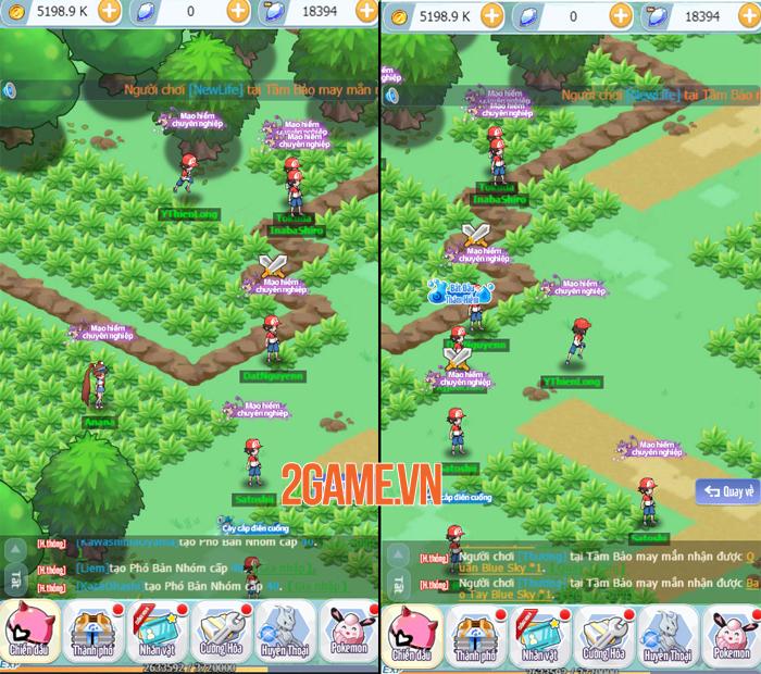 Vào Poke Tối Thượng ngay để cùng giải cứu hàng trăm Pokemon cute vô đối! 4