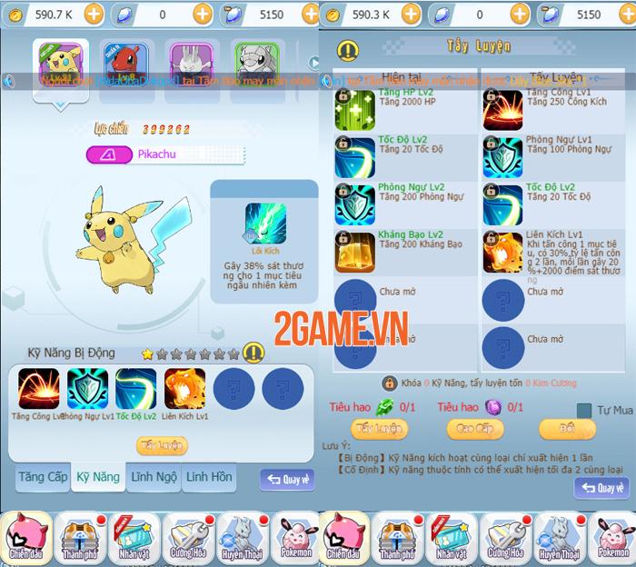 Vào Poke Tối Thượng ngay để cùng giải cứu hàng trăm Pokemon cute vô đối! 2