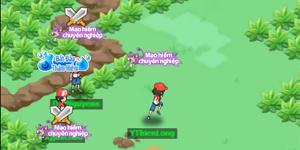 Vào Poke Tối Thượng ngay để cùng giải cứu hàng trăm Pokemon cute vô đối!