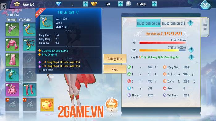 Đập hộp hàng hot Ngạo Kiếm 3D Mobile sắp được Funtap ra mắt tại Việt Nam 4
