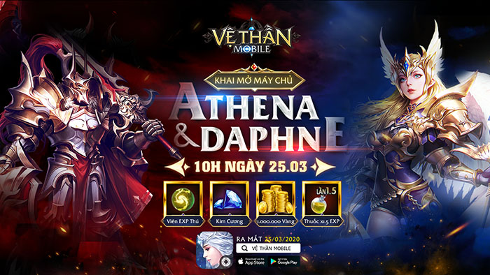 Tặng 888 giftcode game Vệ Thần Mobile 0
