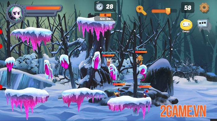 Game bắn súng canh tọa độ Gunzy có nhiều điểm rất riêng so với game cùng loại 0