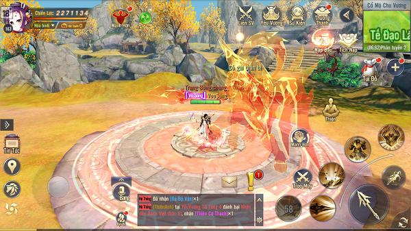 Ngạo Kiếm 3D sở hữu đồ họa hút hồn có thể chinh phục bất cứ game thủ nào 0