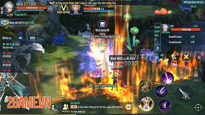 Vệ Thần Mobile tạo nét riêng cho dòng MMORPG 3D ở Việt Nam 5